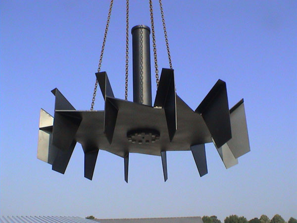 low-speed-surface-aerator-impeller